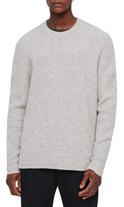 AllSaints Path Wool Blend Sweater