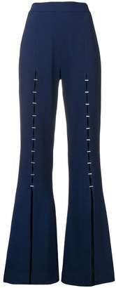 Jonathan Simkhai classic flared trousers