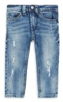 Diesel Boy's Thanaz Slim Leg Jeans