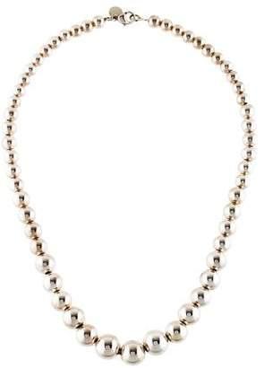 Tiffany & Co. HardWear Graduated Ball Necklace