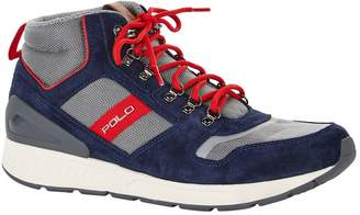 Polo Ralph Lauren Train High-Top Sneakers