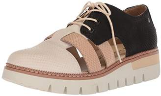 Caterpillar Women's Verse lace up Oxford with Cut Outs