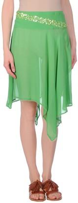 Antik Batik Knee length skirts - Item 35343883KU