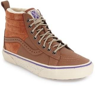 Women's Vans Hana Beaman - Sk8-Hi 46 Mte Water Resistant Sneaker $89.95 thestylecure.com