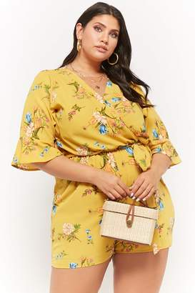 8643a2e566e Forever 21 Yellow Plus Size Shorts on Sale - ShopStyle Canada