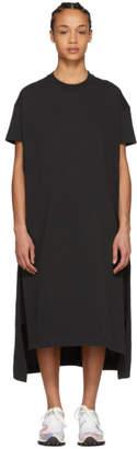 Acne Studios Black Patri T-Shirt Dress
