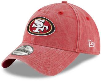 New Era San Francisco 49ers Italian Washed 9TWENTY Cap