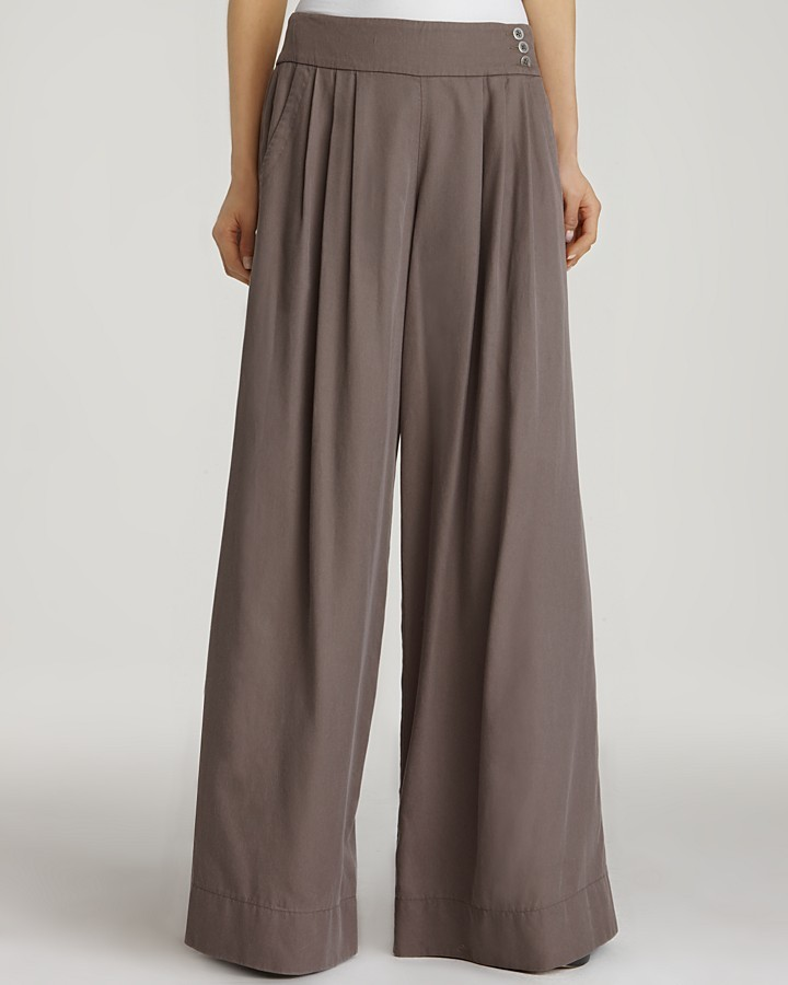 Nanette Lepore Wide Leg Pay Day Pant