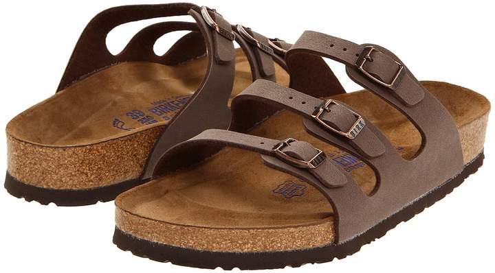 Birkenstock - Florida Soft Footbed - Birkibuc Women's Sandals