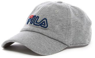 FILA 6 Panel Cotton Unstructured Hat $28 thestylecure.com