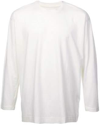 Issey Miyake Homme Plissé long sleeve T-shirt