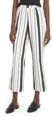 Amuse Society High Society Stripe Crop Pants