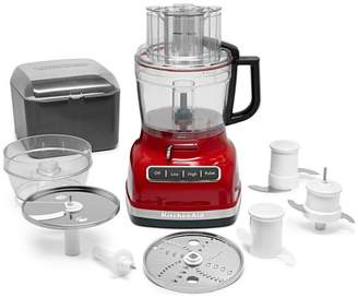 KitchenAid KFP1133ER Empire Red 11 Cup Food Processor w ExactSlice System
