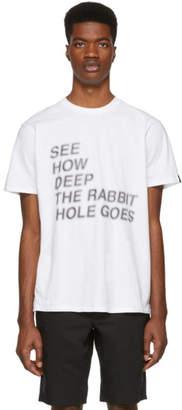 Rag & Bone White Rabbit T-Shirt