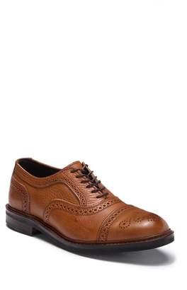Allen Edmonds Woodrow Leather Cap Toe Oxford -Wide Width Available