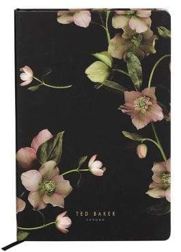 Ted Baker Arboretum A5 Lined Notebook