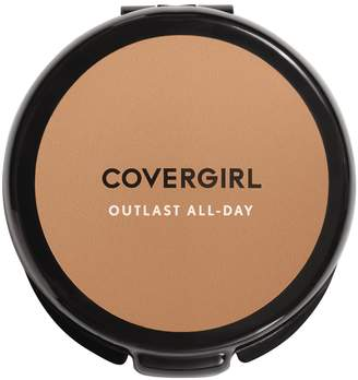 Cover Girl Outlast All-Day Matte Finishing Powder - Packaging May Vary