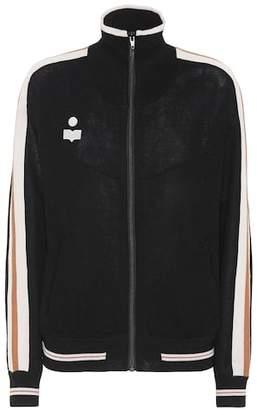 Etoile Isabel Marant Isabel Marant, Étoile Darcy track jacket