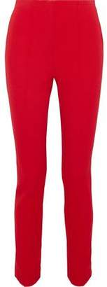 Diane von Furstenberg Stretch-Ponte Skinny Pants