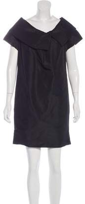 Gucci Silk Short Sleeve Dress w/ Tags