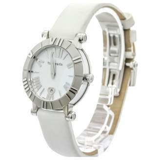 Tiffany & Co. White Steel Watches