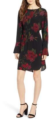 Leith Shirttail Hem Dress