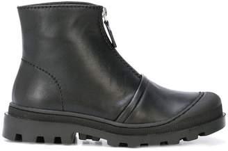 Loewe zip up boots