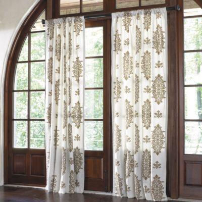 Acorn Curtain Panel