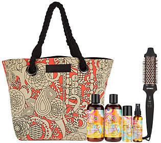 Amika Blowout Babe Thermal Brush &Haircare Set