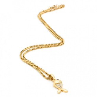 Chopard Yellow gold necklace