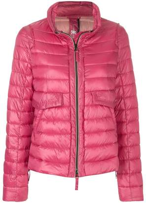 Luisa Cerano zip up puffer jacket