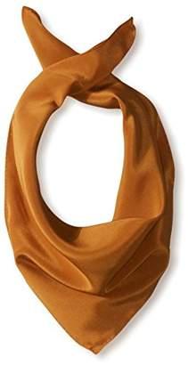 Versace Women's Plain Silk Scarf