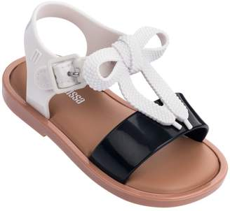 Mini Melissa Little Girl's Girl's Family Mar PVC Sandals