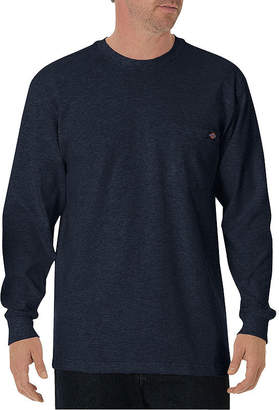 Dickies WL450AG Heavyweight Long-Sleeve Pocket Tee