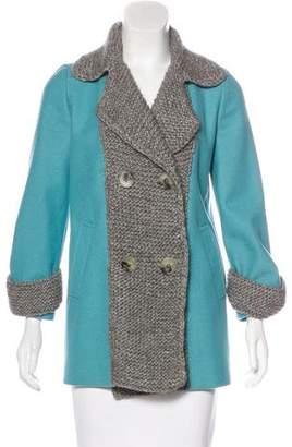 Missoni Wool Knit Jacket