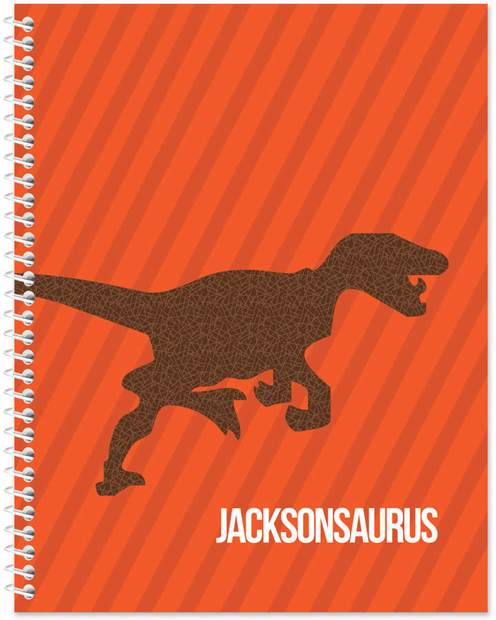 Dino & Me Personalized Notebook