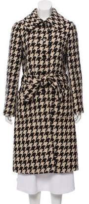 Dolce & Gabbana Wool Trench Coat