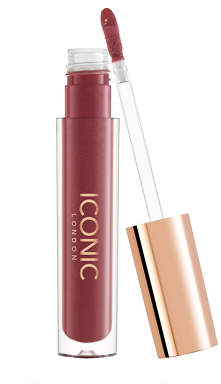 Privacy Please Iconic London ICONIC London Lip Plumping Gloss 4ml Berry)