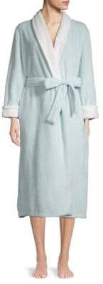 Carole Hochman Long Wrap Robe
