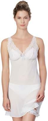 Montelle Intimates Bohemian Bridal Sheer Lace Lingerie Chemise 9251