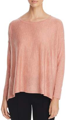 Eileen Fisher Petites Boat Neck Sweater $188 thestylecure.com