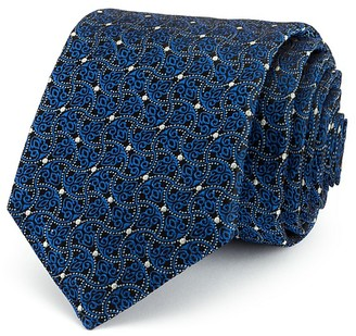 Ted Baker Filigree All Over Ornate Classic Tie $95 thestylecure.com