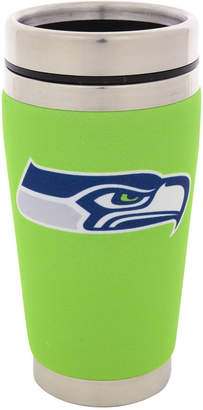 Hunter Manufacturing Seattle Seahawks 16 oz. Stainless Steel Travel Tumbler