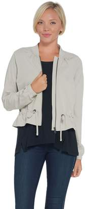 Skechers Stretch Woven Traveler Jacket
