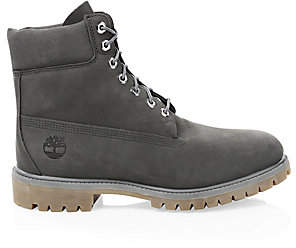 Timberland Men's 6-Inch Premium Leather Boots