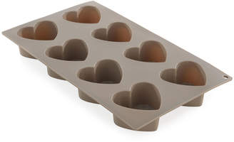 Berghoff 8-Cup Heart-Shaped Silicone Cake Mold
