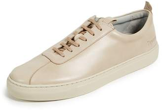 Grenson Low Top Leather Sneakers