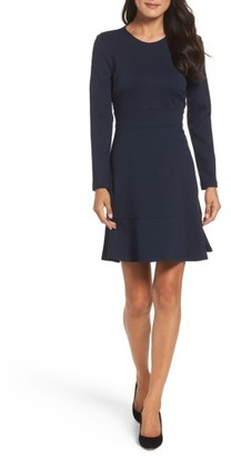 Women's Eliza J Fit & Flare Dress $148 thestylecure.com