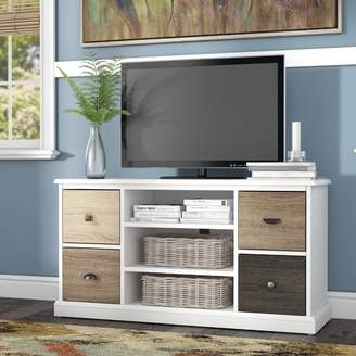 "Red Barrel Studio Snowy Mountain 47"" TV Stand"