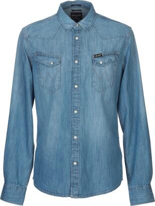 Wrangler Denim shirts - Item 42707917KE